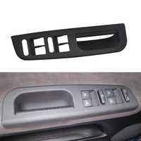 Auto Car Door Window Switch Control Panel Bezel with Handle Trim For VW Passat B5 Jetta Bora Golf MK4 1998-2001 2002 2003 2004