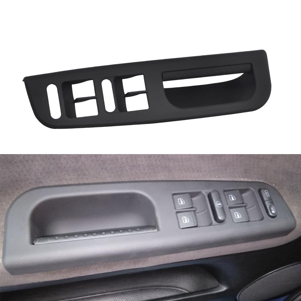 For VW Passat B5 Jetta Bora Golf MK4 Car Master Window Switch Control Panel Trim Bezel With Handle Trim|bezel|   - AliExpress