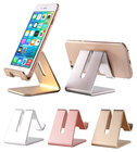 Universal Aluminum Metal Phone Stand Holder For Huawei Honor 4X 5X 6X 6 7 7i 8 V8 Tablet Desk Holder Stand for Smart Watch