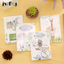 "1 pc ""fairy tale world"" Portable Mini notebook diary cash book notepad kawaii stationery school supplies gift for kids papelaria"
