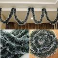 New 2016 Xmas Tree Ornament Decoration Home Party Holiday Christmas Ribbon Garland Decor