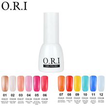 1PCS Gel Nail Polish Hybrid Manicure Set For Art Nail Soak off UV LED Vernis Semi Permanant Nails Gel Varinishes Top Base Coat givenchy le vernis base and top coat