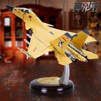 1:48 J15 Alloy Carrier Flying Shark Aircraft Model Fighter