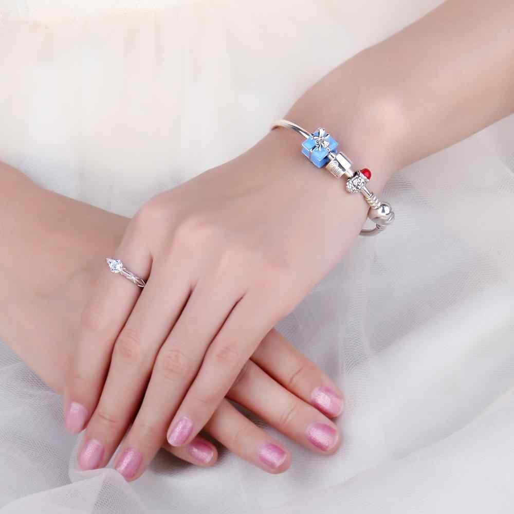 JewelryPalace Zodiac 925 Sterling Silver Perline Pendenti E Ciondoli Argento 925 Originale Per Il Braccialetto In Argento 925 originale Perle di Creazione di Gioielli