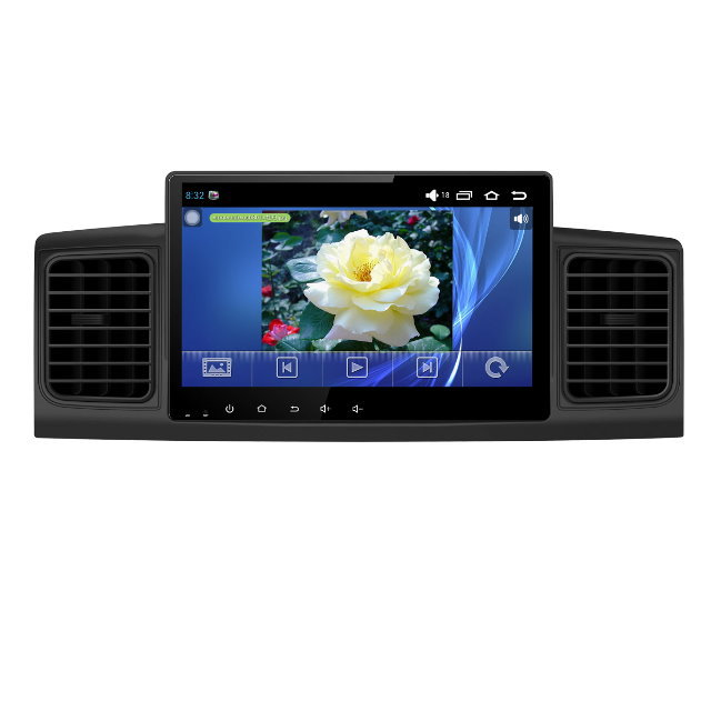 For Toyota Corolla Fielder 2000~2007 9 Android HD Capacitive touch Screen GPS NAVI Radio TV Movie Andriod Video System