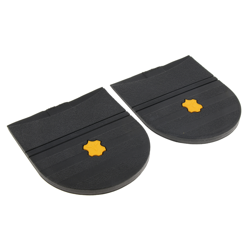 New Grain Rubber Glue Stick On Shoe Heels Non-slip Shoes Pad Inserts DIY Replacement Repair 6mm For Outdoor Footwear