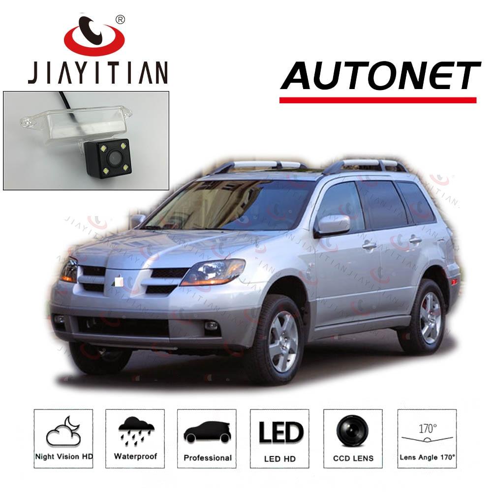 JIAYITIAN rear view camera For Mitsubishi Outlander/Airtrek Outlander 1 2001~2008 2003 2004/backup Camera/License Plate camera