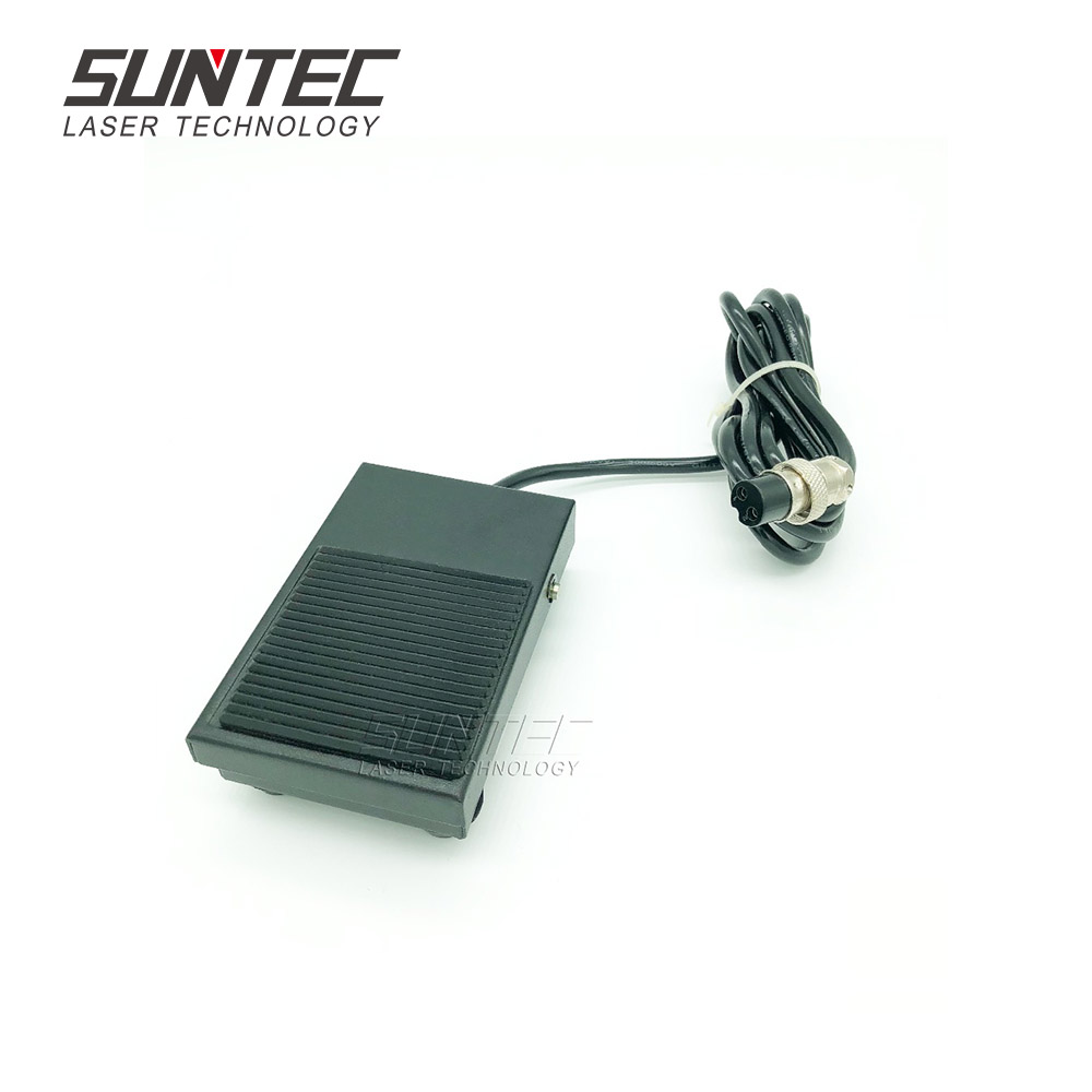 AC 250V 10A Heavy Duty Metal Momentary Electric Power Antislip Foot Pedal Switch