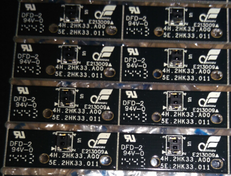 KöStlich 4h. 2hk33. A00 5e. 2hk33. 011 Projektor Farbrad Sensor Board