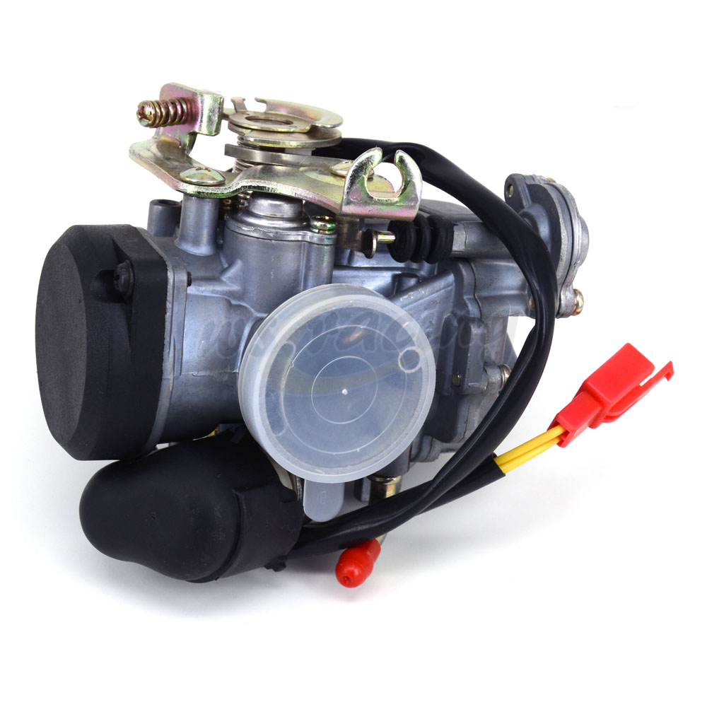 Motorcycle CVK26 26mm Carburetor Carb For Dirt Pit Bike ATV Scooter GY6 150 200 250CC Motocross