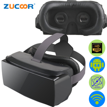 3D VR Glasses Google Virtual Reality BOX Google Cardboard WiFi Movie Video Game Immersive Box Private Theater All in one Headset