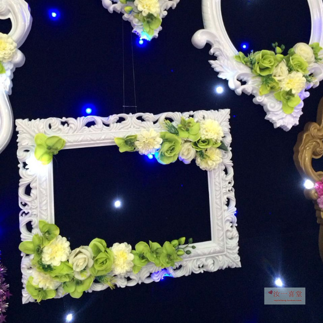 2017 wedding decoration wedding photo frame decoration wedding prop 2017 wedding decoration wedding photo frame decoration wedding prop frame photographs 4pcslot junglespirit