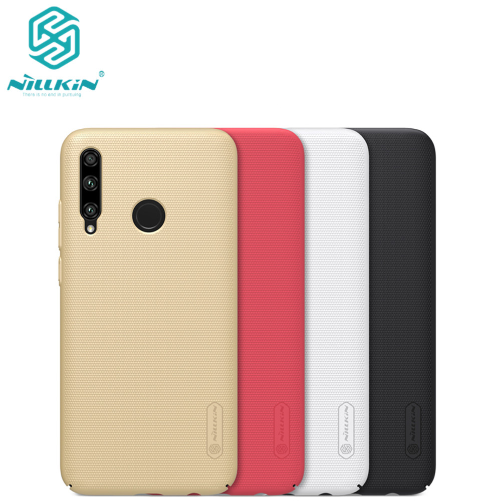 10pcs/lot wholesale Nillkin Super Frosted Shield Case For Huawei Honor 10i PC Hard Back Cover Case For Huawei Honor 20i case-in Fitted Cases from Cellphones & Telecommunications    1
