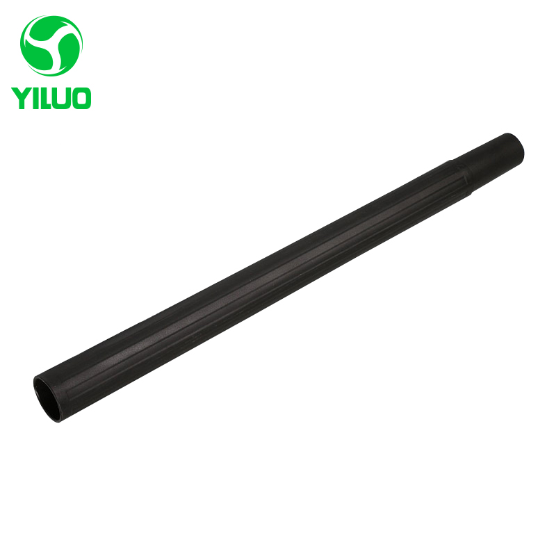 34mm to 35mm Black ABS Plastic Straight Tube / Pipe / Connector With High Quality For accessories of vacuum cleaner цена