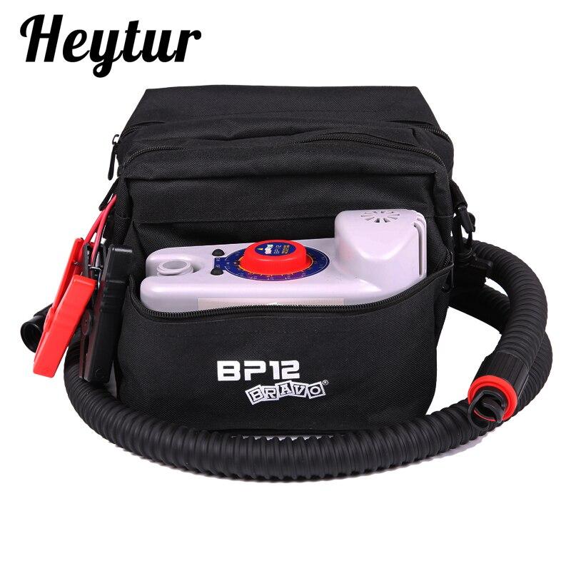 Haute qualité BP12 en une seule étape pompe électrique pour gonflable sup kayaks et bateaux