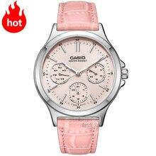 Casio watch elegant ladies watch LTP-V300D-1A LTP-V300D-2A LTP-V300D-4A LTP-V300D-7A LTP-V300L-1A LTP-V300L-2A LTP-V300L-4A