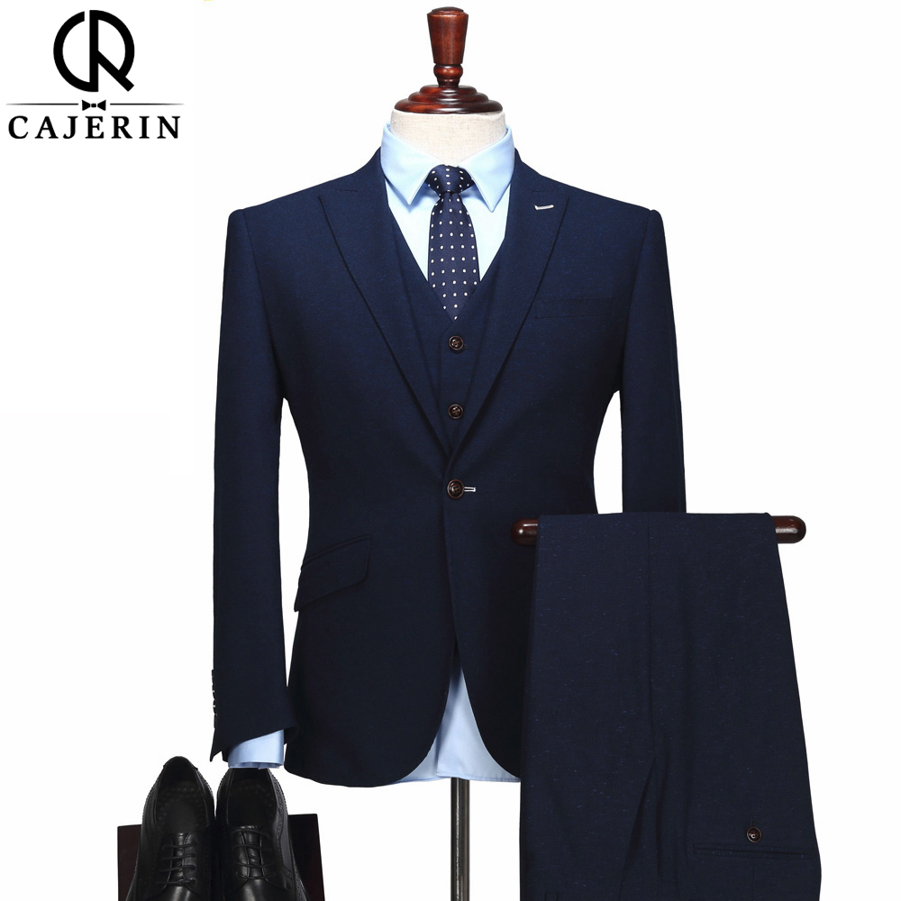 Cajerin Polyester Men Clothing