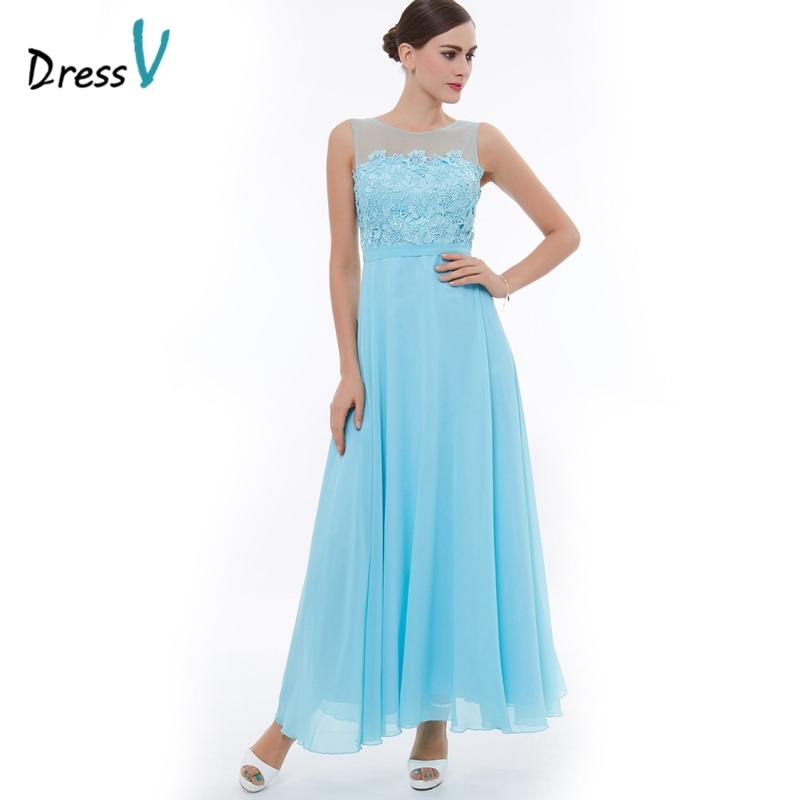 Long evening dress aliexpress