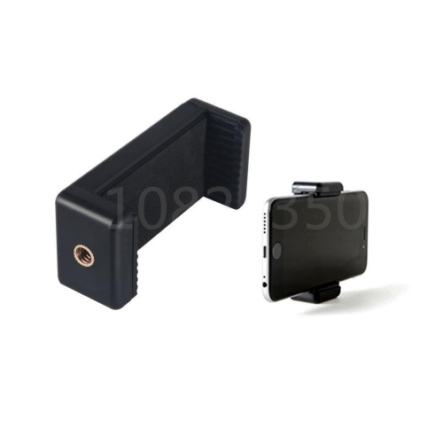NEW Camera Cell Phone Stand Clip Tripod Holder Mount
