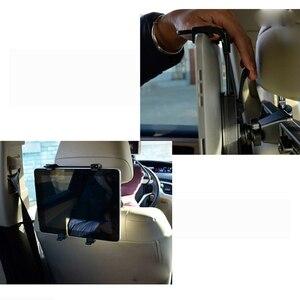 Image 5 - Universal Car Tablet Holder Tablet Car Holder Back Seat Tablet Support For Android Tablet Ipad Portable For Children Look Video