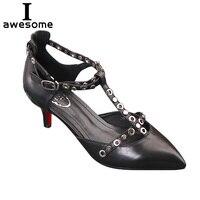 Ручной работы роскошные женские женская офисная обувь на высоком каблуке удобные острый носок элегантные женские туфли лодочки натуральна