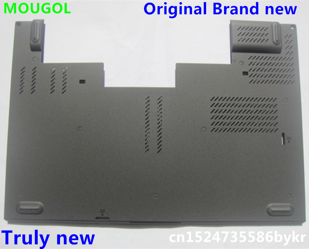 MOUGOL New Original For Lenovo Thinkpad T440P Door Base Bottom Case Shell Memory Drive Cover AP0SQ000900