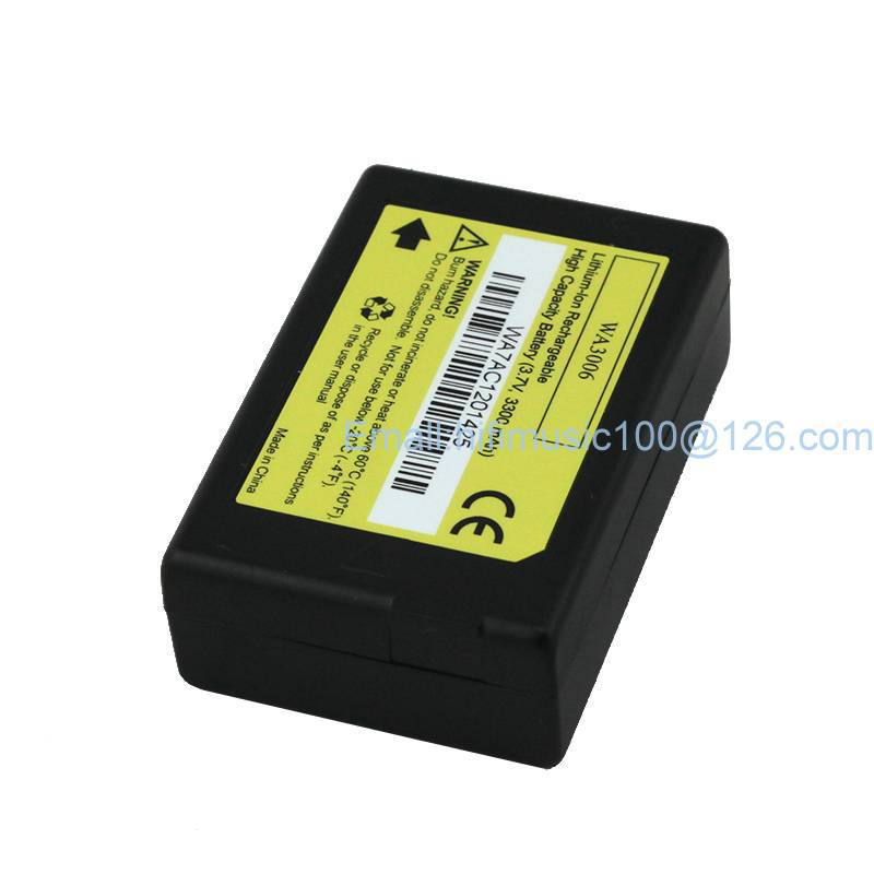 Retail/Wholesale Brand New South WA3006 battery 3300mAh South GPS RTK GNSS Psion Free mail shipping