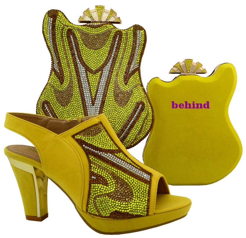 BCH-16 Yellow