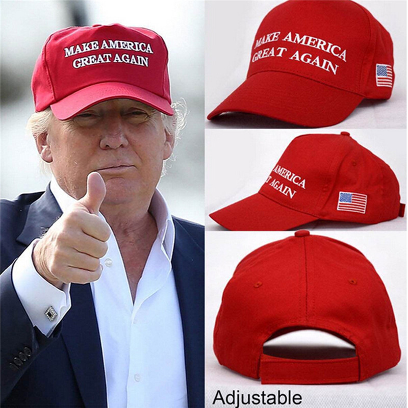Hot Sale! Make America Great Again Hat Donald Trump Cap GOP Republican Adjust Mesh Baseball Cap Patriots Hat Trump For President