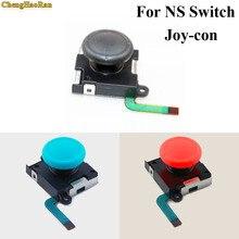 лучшая цена 10pcs Green Blue Flex cable for NS Switch 3D Analog Joystick  Sticks Sensor replacement for NS Joy-Con Controller Analog