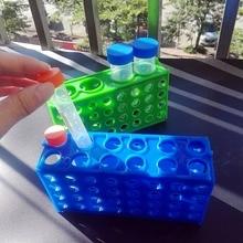 2 piece  laboratory test tube Rack  plastic centrifuge tubes Box  for 0.5ml, 1.5ml, 10ml,15ml, 50ml  tubes 2017 alibaba prf centrifuge prf tube 10ml and 12 tube al angle rotor prf centrifuge