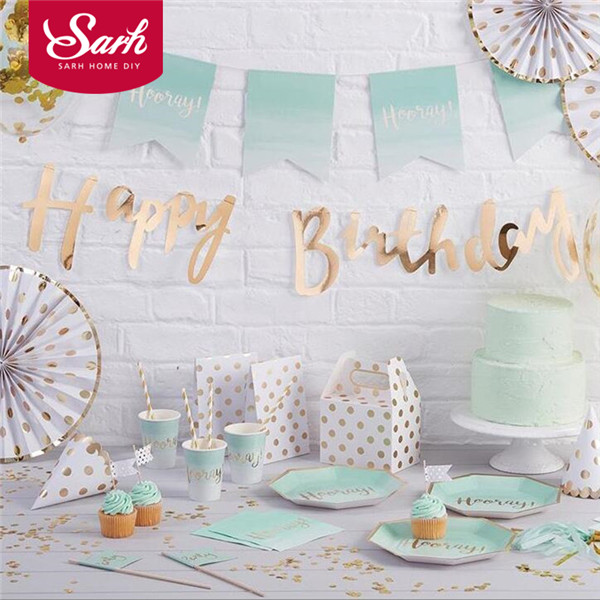 18th Birthday Tableware & Sc 1 St Party Packs