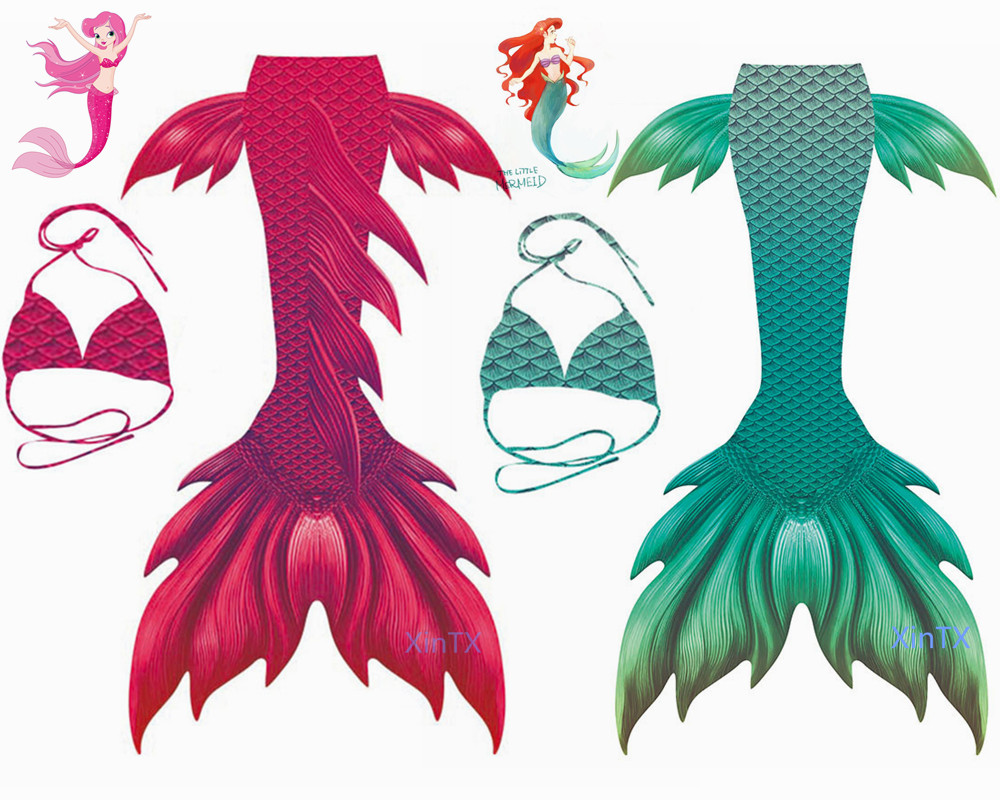 2019!NEW Adults Mermaid Tail NO monofin Swimmable Costume for Women Cosplay Costumes Swimming Swimwear Costumes Photo Props