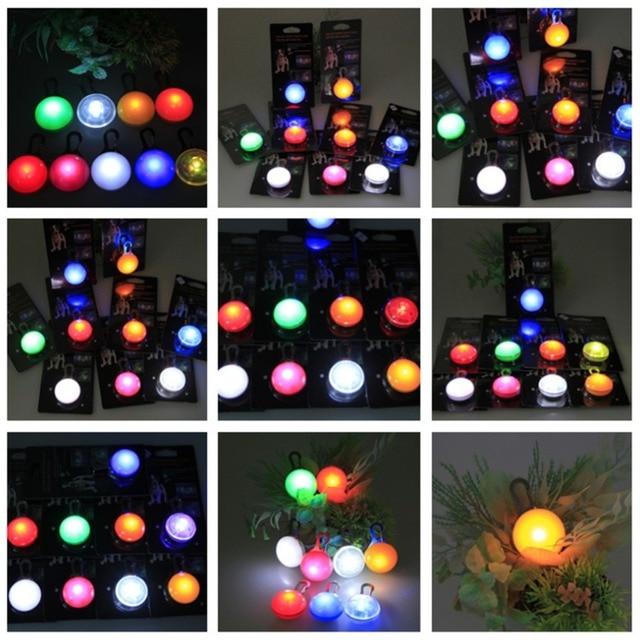 Pet Night Safety LED Flashlight Cat Dog Collar Leads Lights Glowing Pendant Necklace Pet Luminous Bright Glowing Collars in Dark 3