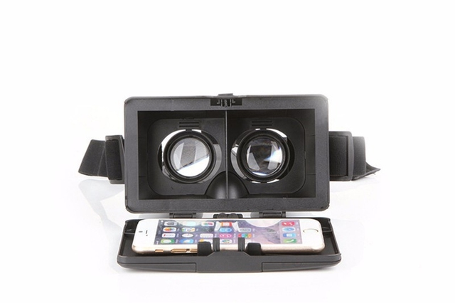 100% Google Cardboard XIAOZHAI VR BOX Version VR Virtual Reality 3D Glasses for iphone 4 4s 5 5s se 6 6s for xiaomi for huawei