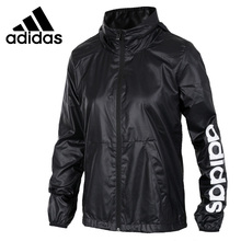 Original New Arrival 2017 Adidas Linear WB Women's jacket Hooded Sportswear