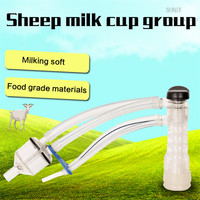 Goat Milking Cluster Group for Milking Machine Spare Parts