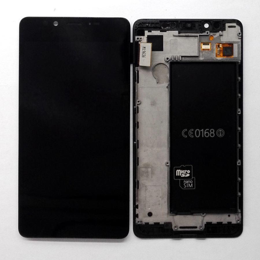 5.2 For lumia950 Lcd display+touch glass digitizer Frame Full assembly for Nokia lumia 950 replacement screen dual / single  5.2 For lumia950 Lcd display+touch glass digitizer Frame Full assembly for Nokia lumia 950 replacement screen dual / single