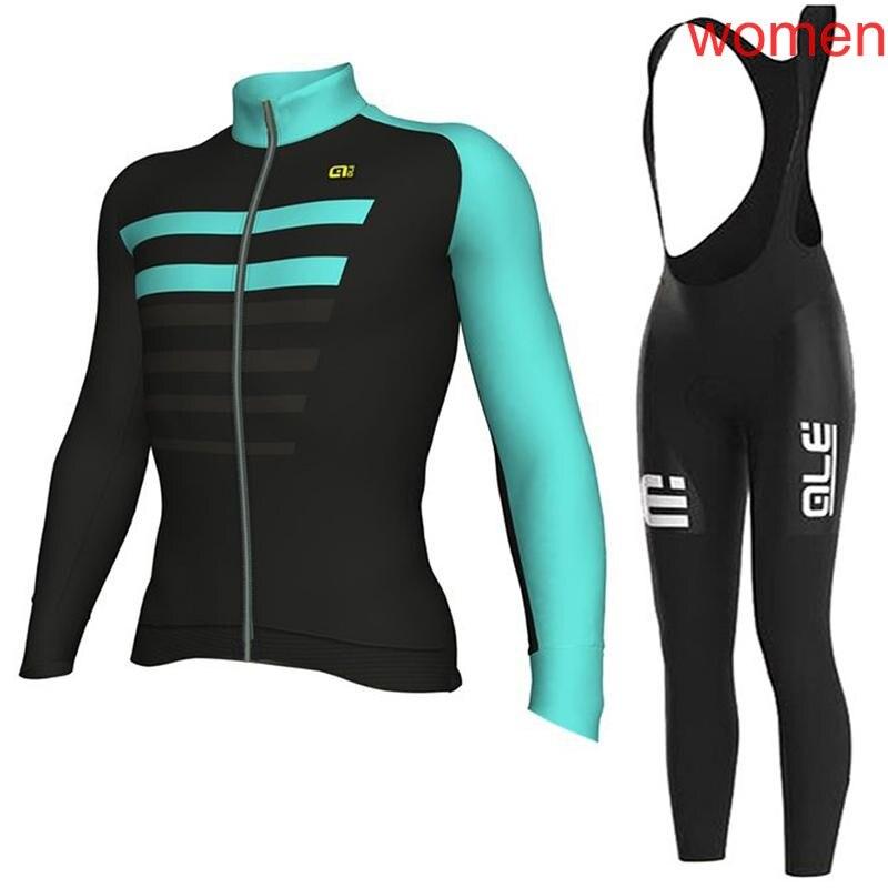 Для женщин pro team Велосипеды одежда с длинными рукавами майки для велоспорта быстросохнущие дорожный мотоцикл одежда mtb велосипеда Майо ropa ...