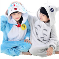 My Neighbor Totoro Onesie Pajamas Anime Doraemon  Kids Cosplay Costumes Totoro Jumpsuit Pyjamas Children girl Sleepwear Homewear