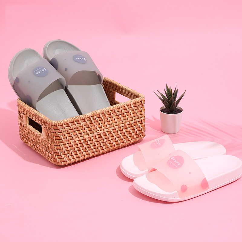 posee Indoor Home Slippers For Women lovely Casual Sandals Shoes Woman Slides Ladies beach Slippers female 2909 in Slippers from Shoes