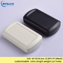 Монтажная плата пластиковый корпус провод Соединительная коробка pcd diy дизайн ручной пластиковый ящик проект электронный ящик 105*60*26,5 мм