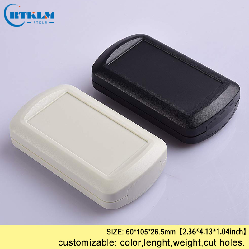 Circuit Board Plastic Enclosure Wire Connection Box Pcd Diy Design Handheld Plastic Box  Project Electronic Box 105*60*26.5mm