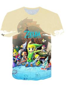 Kids Champion T-Shirt Breath-Of-The-Wild-Link Zelda Children Girls Boys for And Toddler