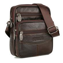 53f54cc861fe Модные Для мужчин сумка мужской небольшие сумки на ремне для Для мужчин  клапаном Высокое качество путешествия ПУ кожаная сумка ч.