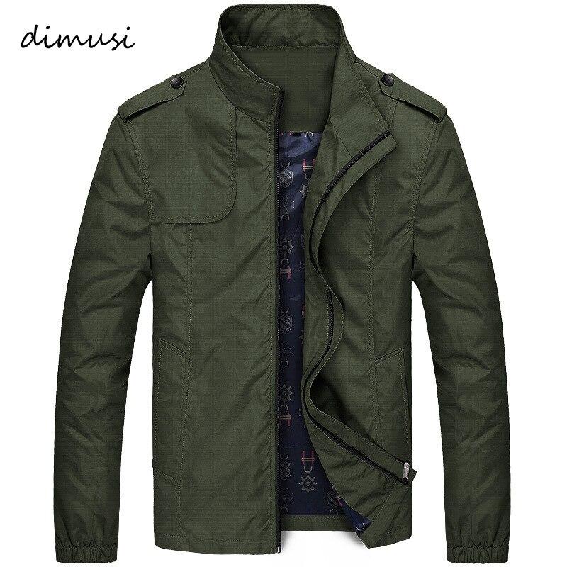 DIMUSI/Весенняя мужская куртка-бомбер, Мужская модная уличная одежда в стиле хип-хоп, мужская верхняя одежда, ветровка, приталенные куртки, оде...