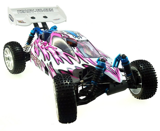 Hsp Rc Car Nitro Gas 4wd 1 8 Scale Models Off Road Buggy 94860