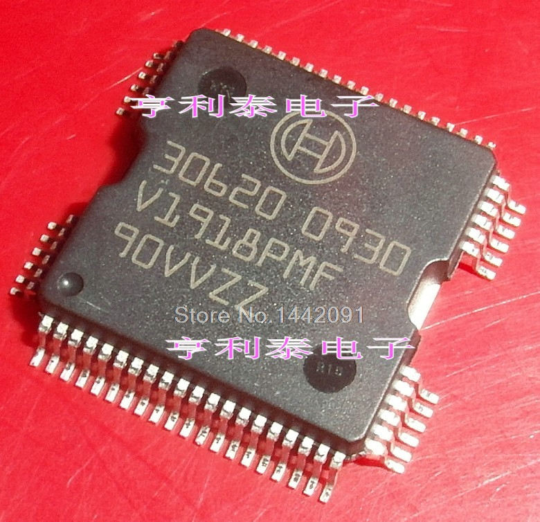 30620 BOSCH combined electronic diesel car computer board ME9.7 driver chip car computer board IC 1PCS