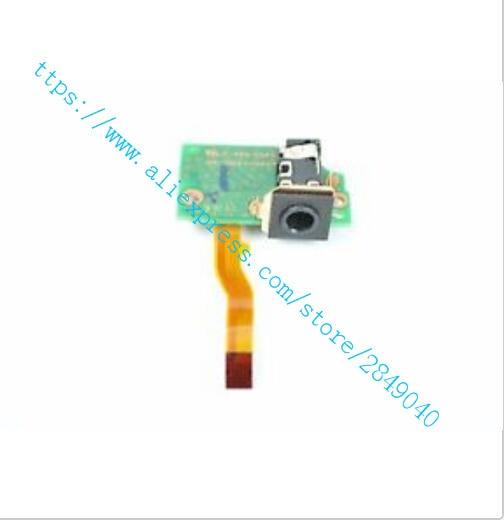 95%NEW For Nikon D810 MIC Jack Port Board Replacement Repair Part