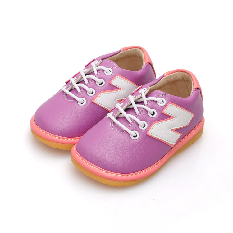 Baby Girl Squeaky Shoes